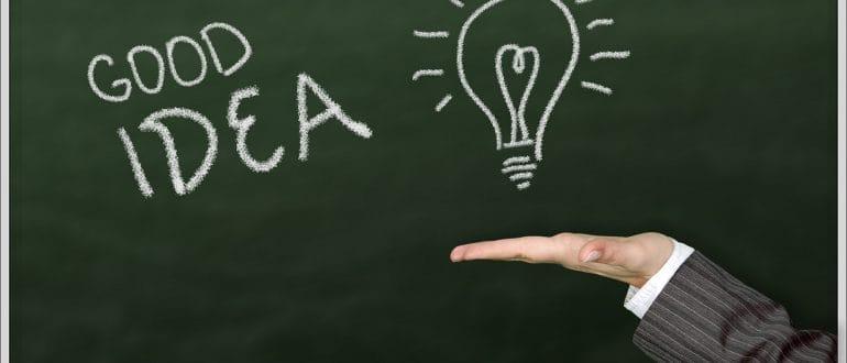 Eine Geschäftsidee zu haben muss nicht heißen, dass man damit auch erfolgreich wird.
